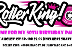 Chaz-Malibus-50th-Birthday-at-Roller-King-August-1st-2017